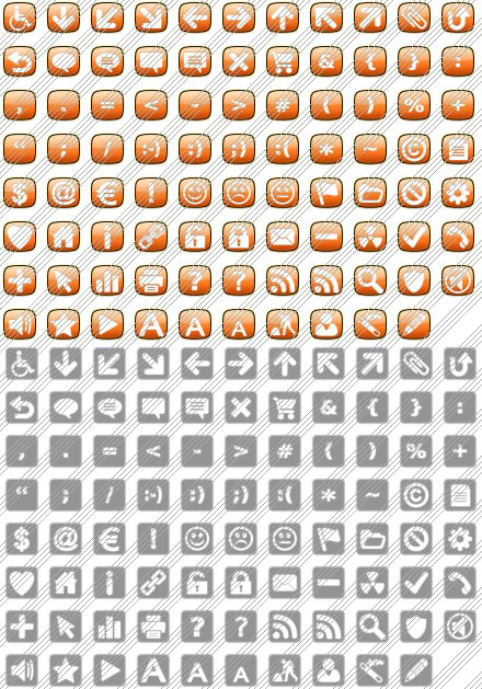 Vista Buttons Templates