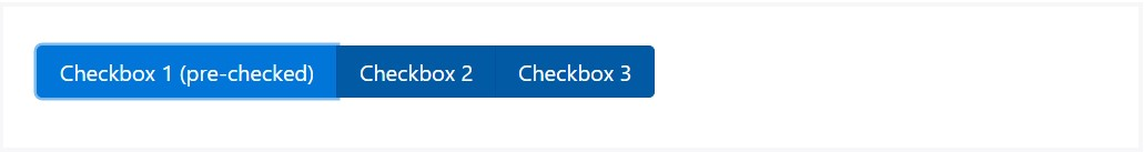 How to use the Bootstrap checkbox