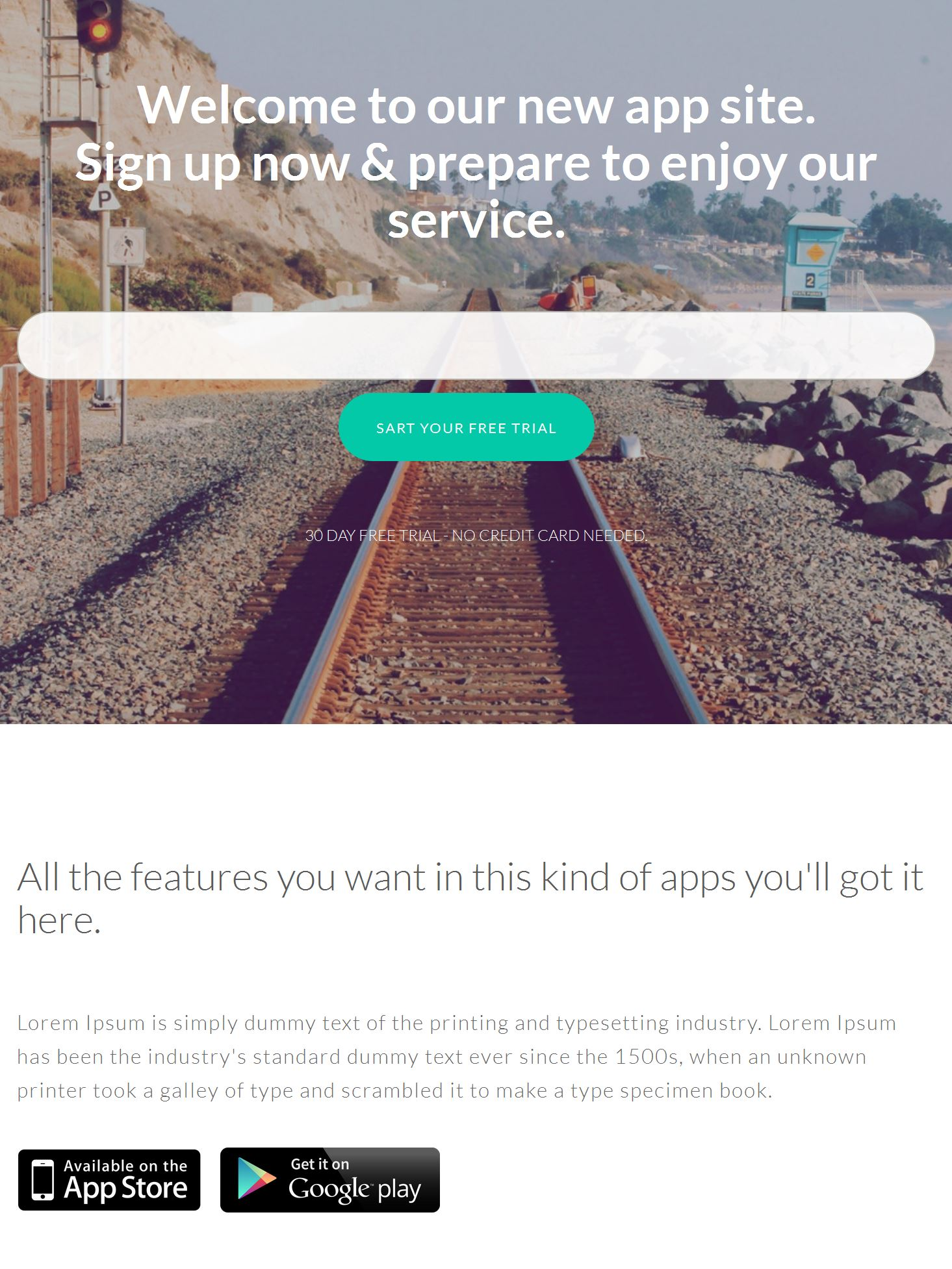 Carousel Bootstrap Template