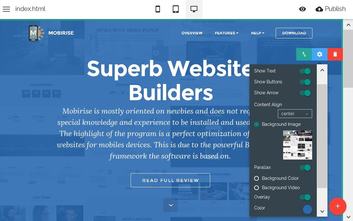 Best Web Editor