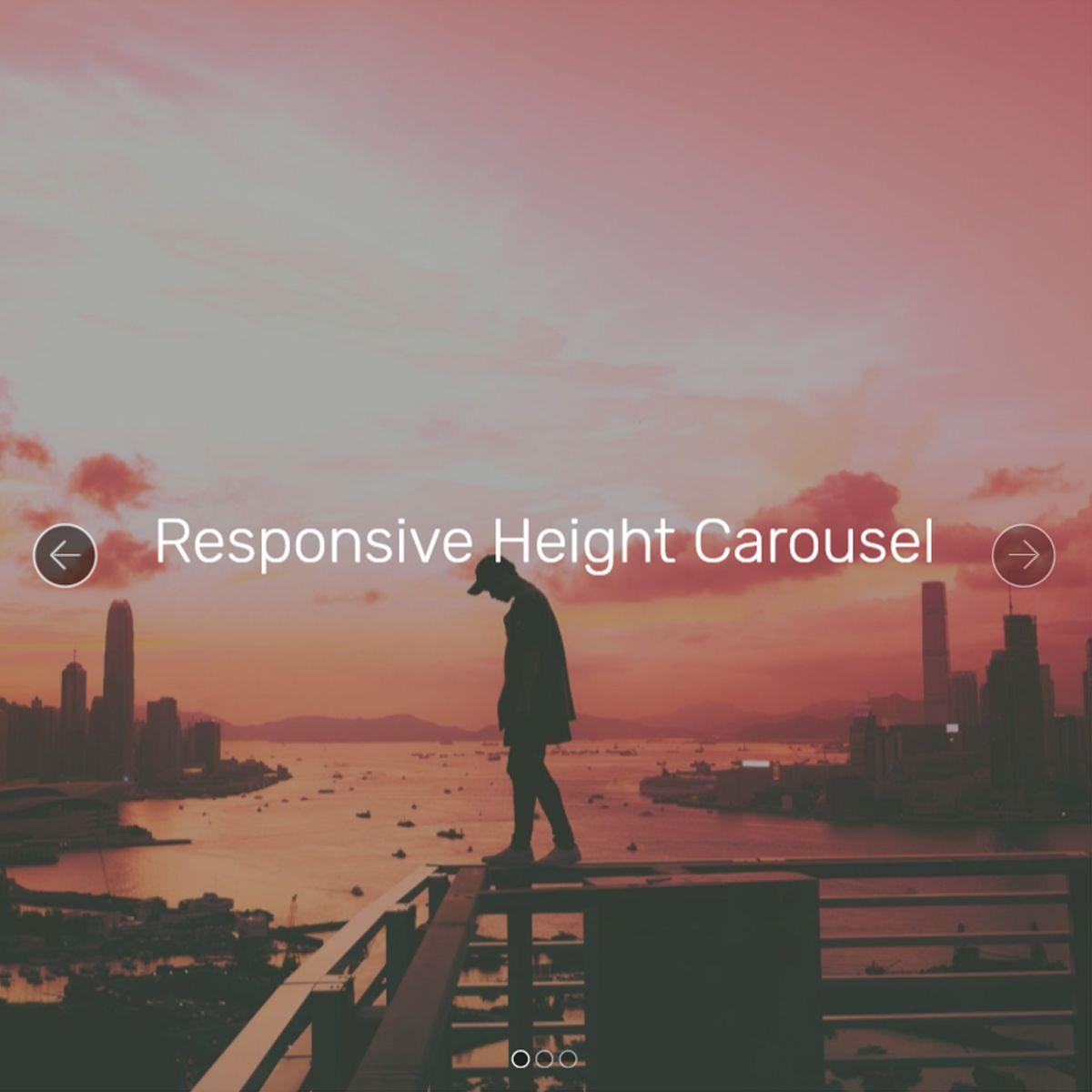CSS3 Bootstrap Photo Slideshow